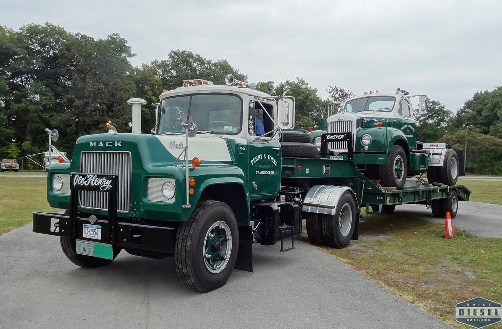 2014 Aths Hudson Mohawk Mack Trucks