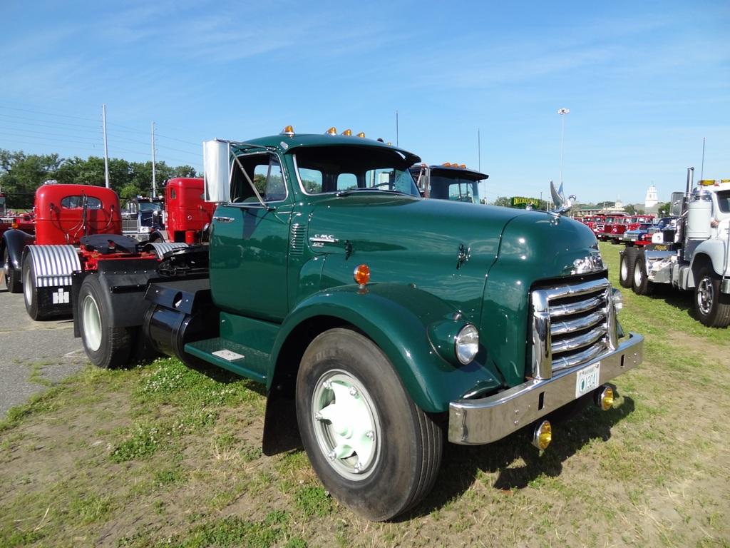 1954 GMC 630