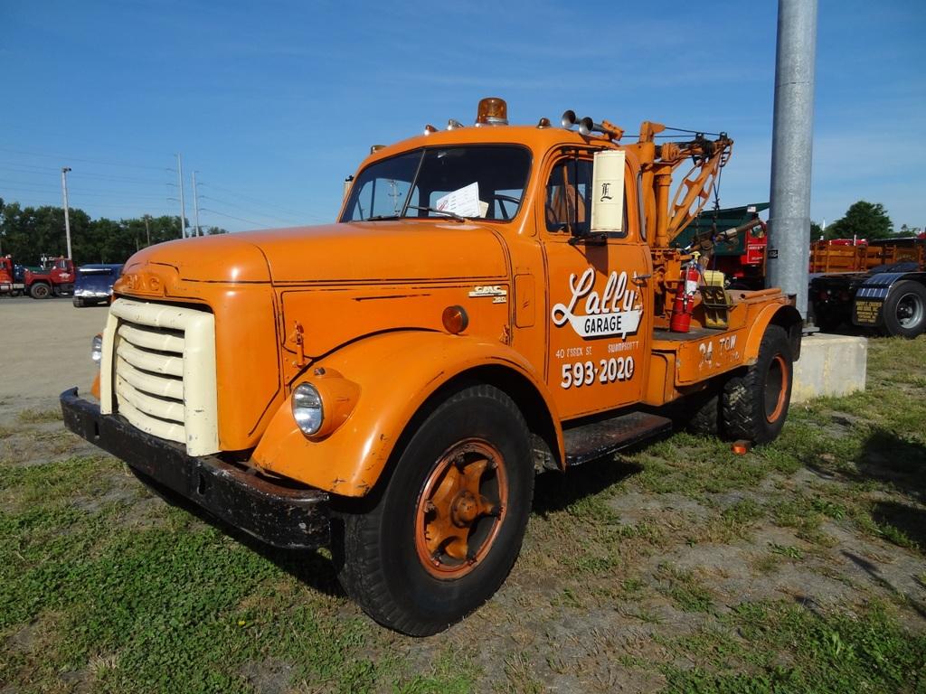 1952 GMC 740