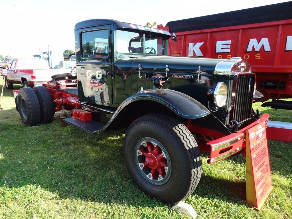 1935 International A-7