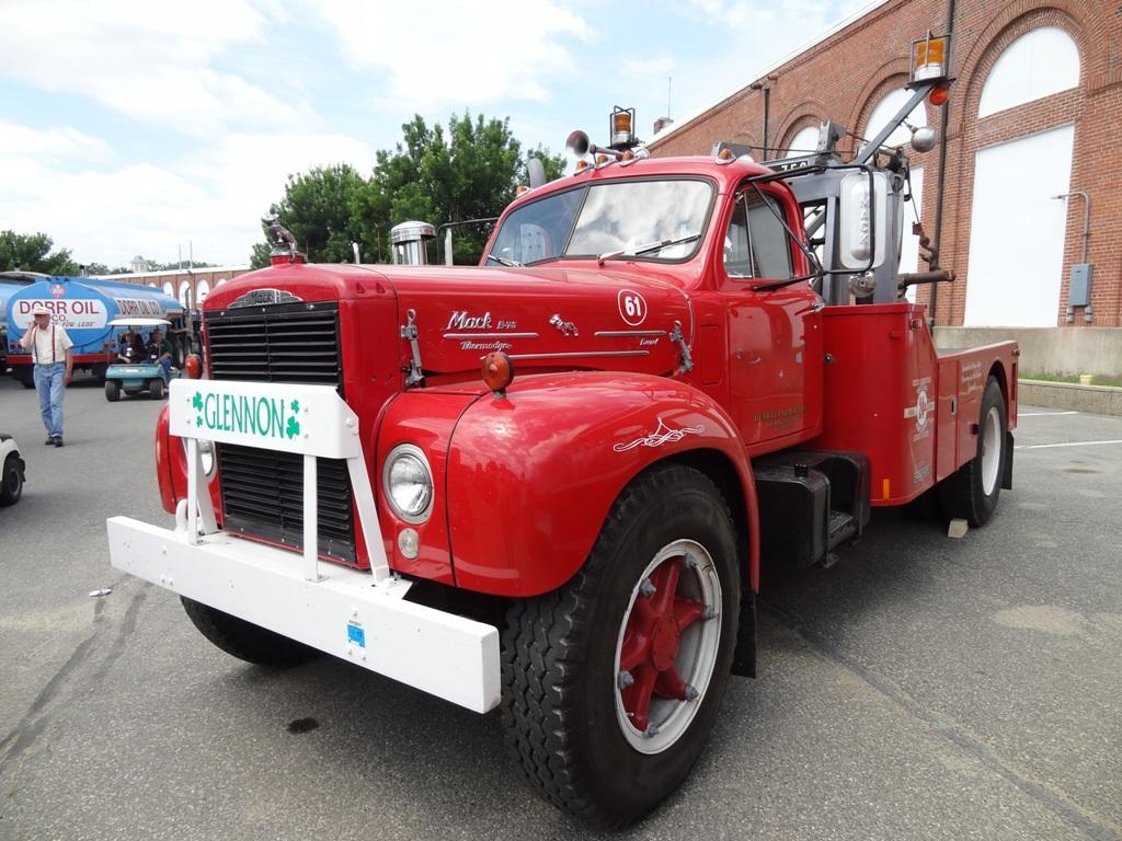 Mack B-75
