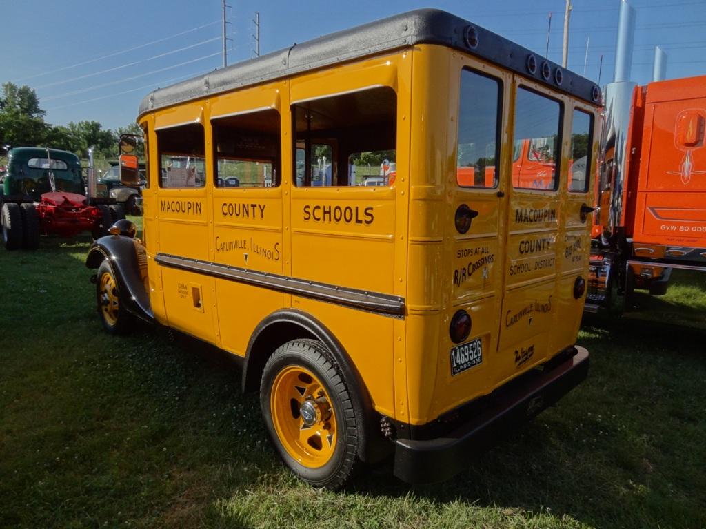 1936 Ford School Bus