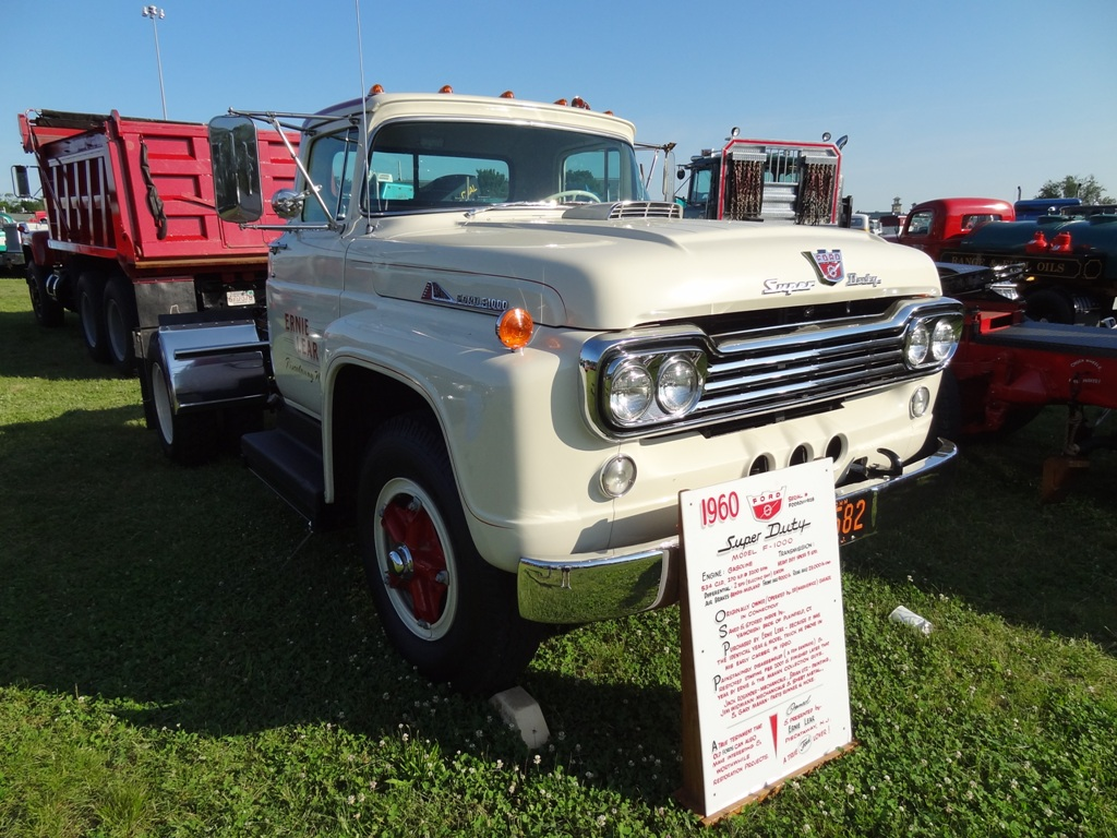 1960 Ford F-1000