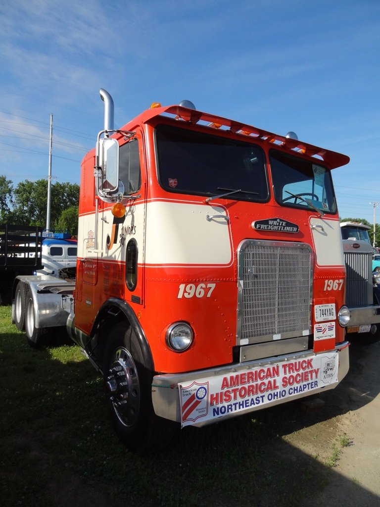 1967 White-Freightliner