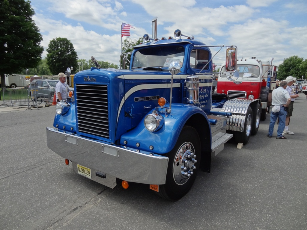 Fastest Diesel Truck >> ATHS Springfield – White Motor Company