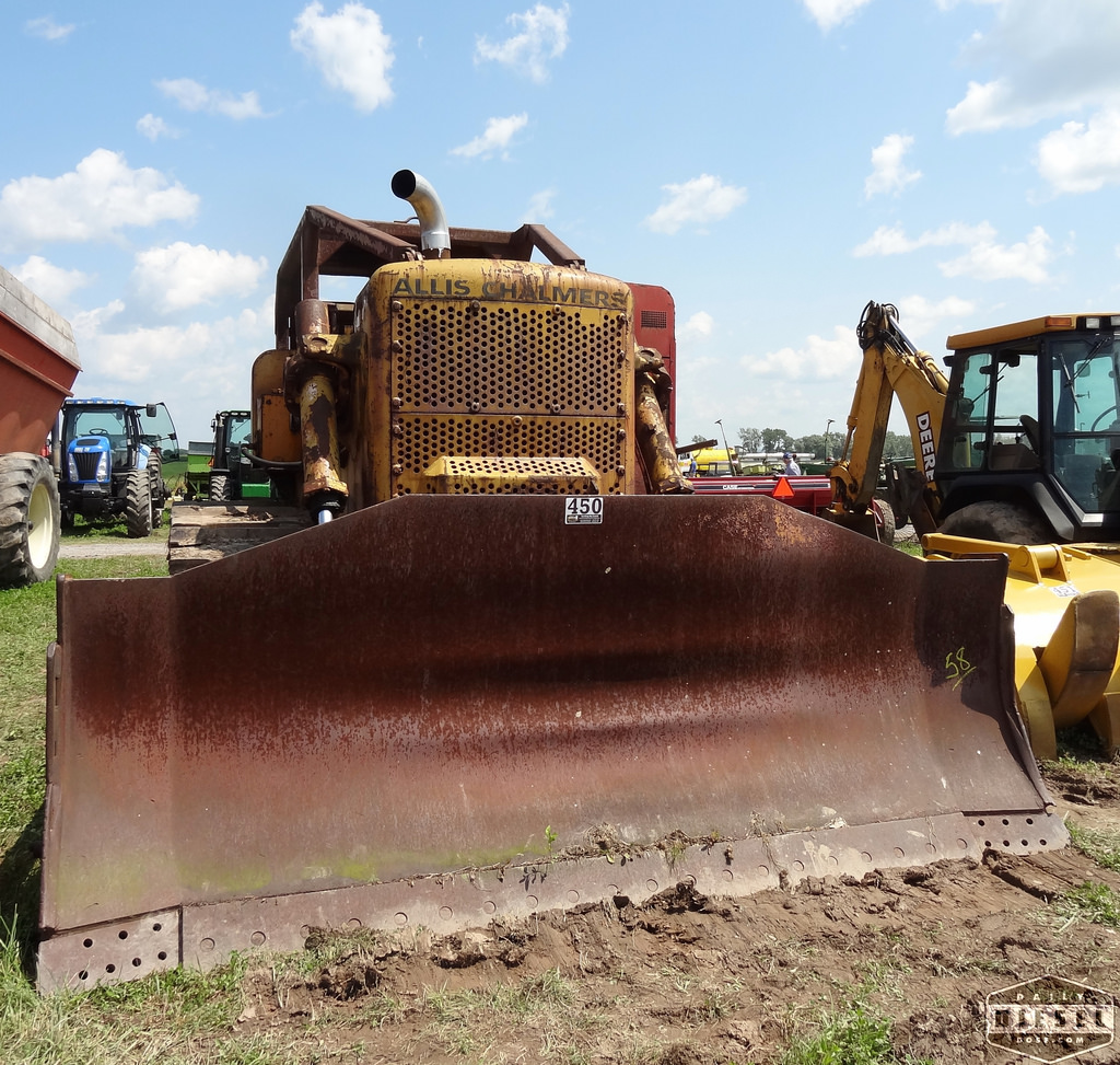 Allis Chalmers HD21 Dozer |