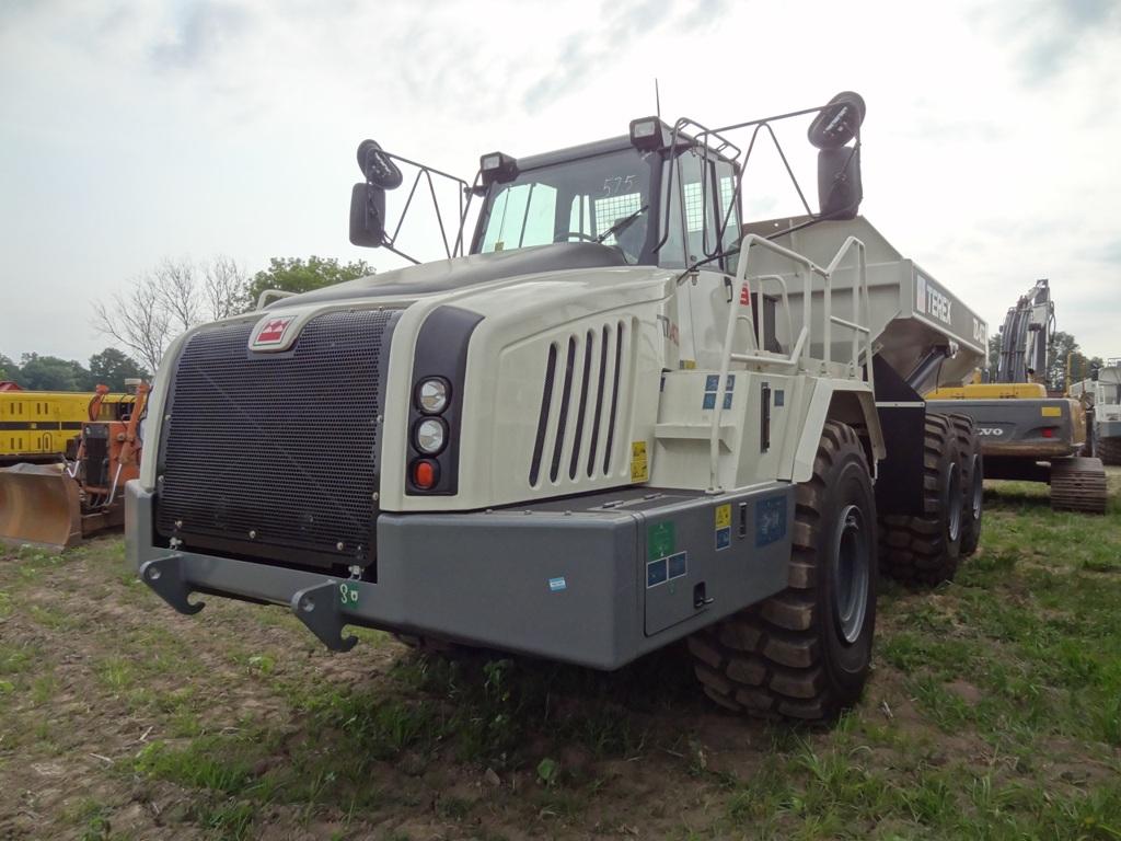 2012 TEREX TA400