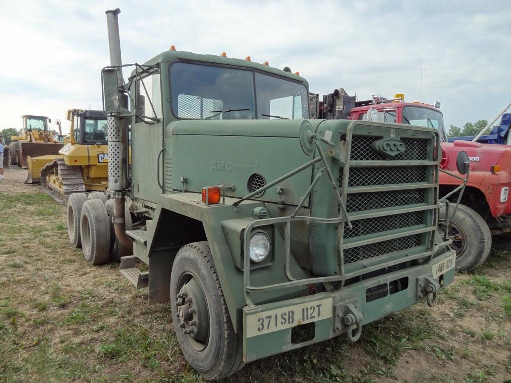 1988 Crane Carrier Company