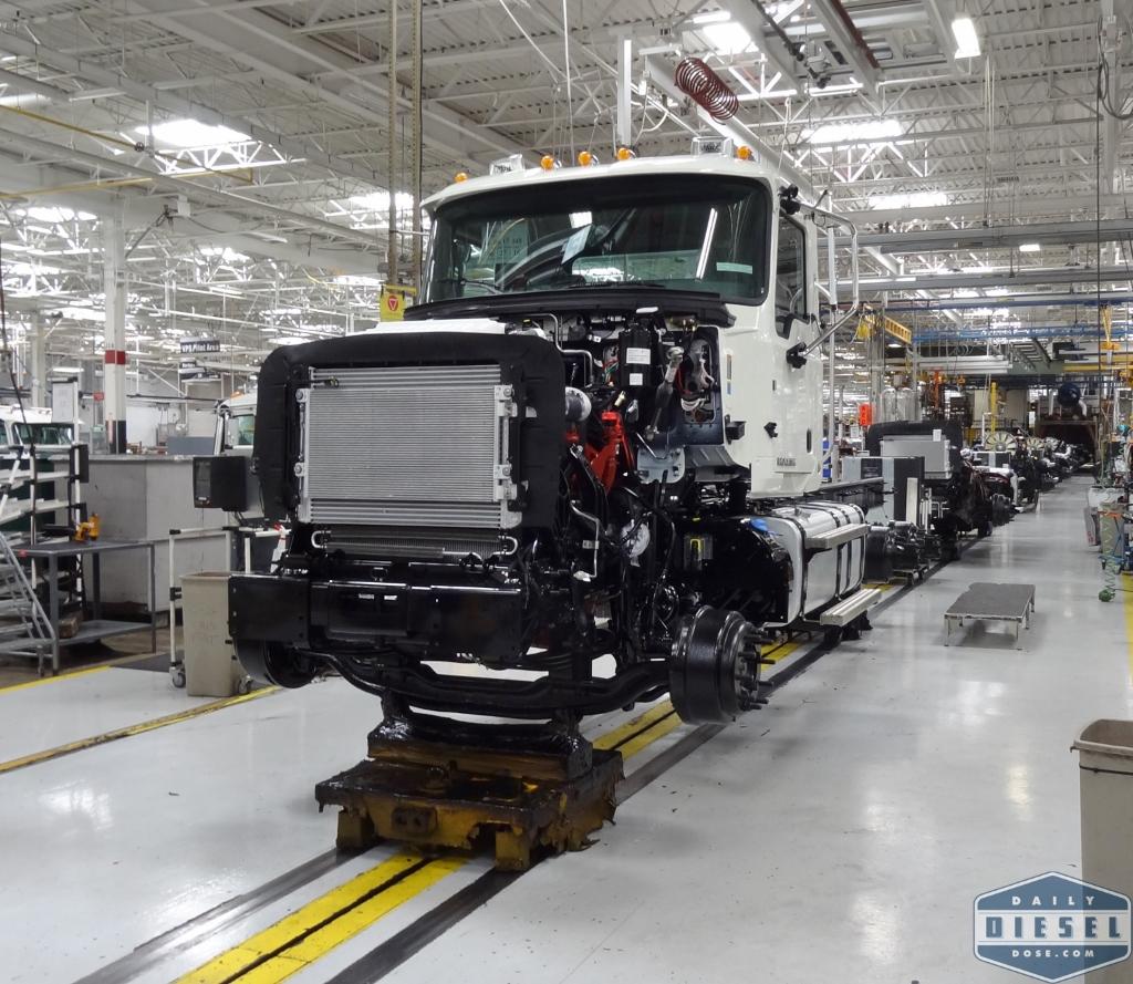 Mack Truck Factory